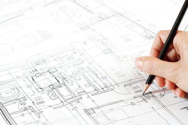 Projecto Arquitectura, Loteamento