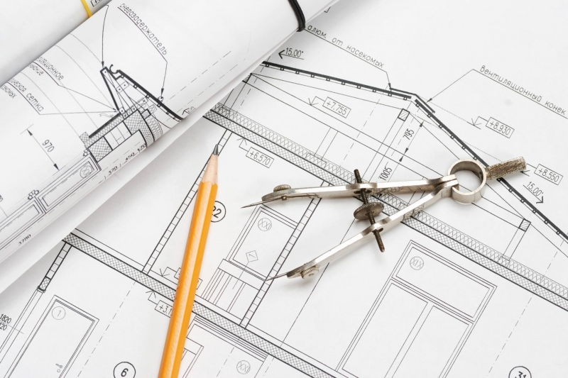 Projecto Arquitectura, equipamento industrial
